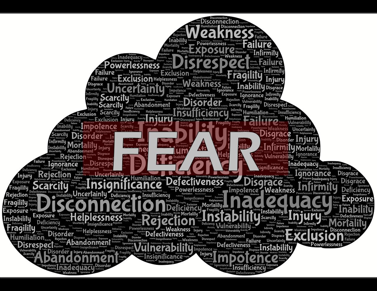 Teama de eșec