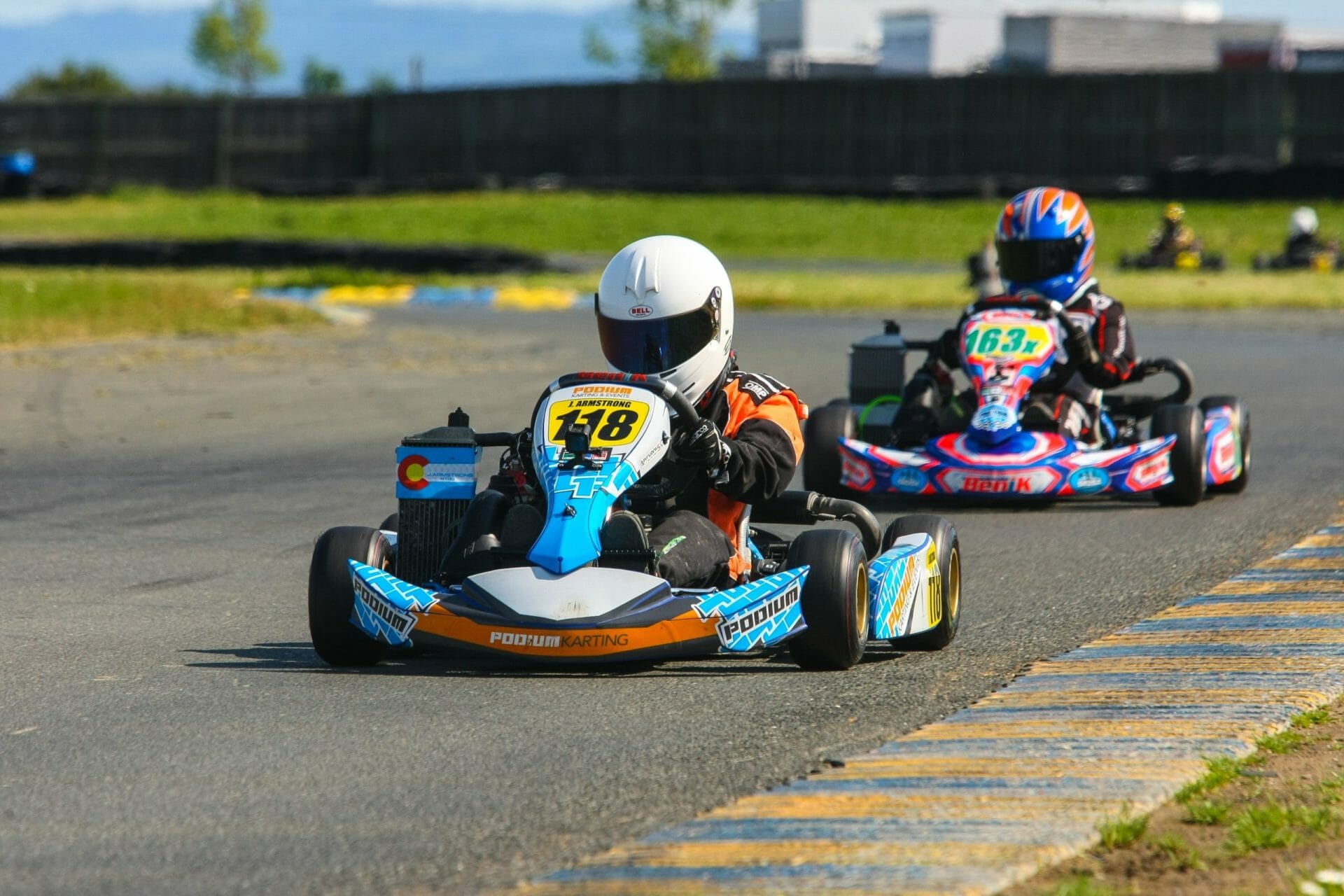 Karting –  sport de performanta pentru copii!